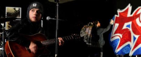 """Sarà """"Ortiche"""", il disco di debutto di KEROUAC, ad essere protagonista venerdì 4 Maggio alle solite ore 21 sui 94.00Mhz di Radio Gamma 5 e in streaming dal sito www.radiogammacinque.it!! […]"""