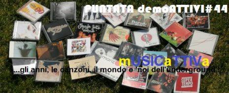 ARTISTA / CANZONE / ALBUM  RED WORMS FARM / Two ways / Troncomorto (2002) TRAVOLTA / Io sono ok / 5trk (2003) ETEREA / Mentina / The postbong adventure […]